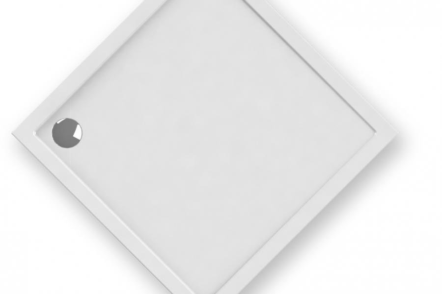 402-extarflat square Showertrays-2