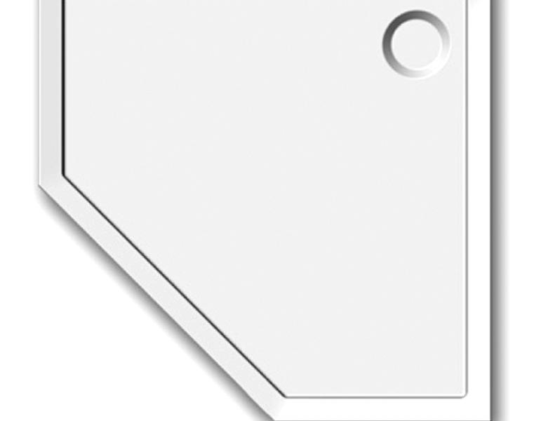 408-monoflat pentagonal showertrays-2