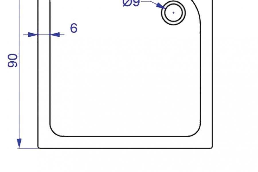 412-Classic line square-a